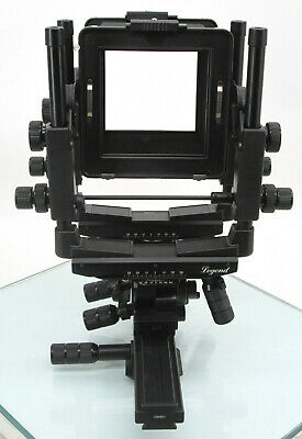 Calumet Legend Cambo Monorail View Camera Rig w/ Case