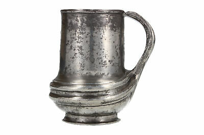 A Liberty & Co Tudric pewter tankard English Arts & Crafts