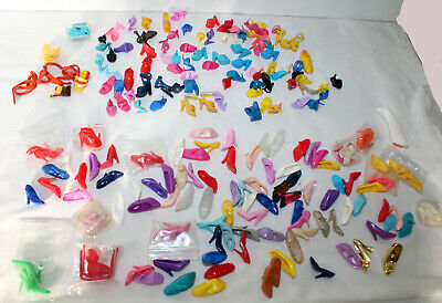 Superstar Barbie Shoe Grab bag from the 80's & 90's! Various colors