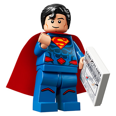 LEGO 71026 DC COMICS SUPER HEROES Series SUPERMAN Minifigure New Unopened