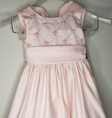 Girls Dress Cinderella Pink Easter Dress 3T New with Tags