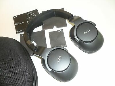 Akg Wireless Noise Cancelling Headphones N700nc Mark 2