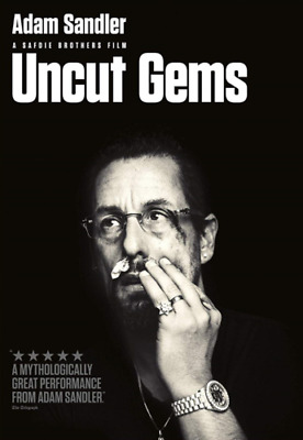 Uncut Gems (DVD, 2020)<<< NEW >>>PRE-ORDER FOR<<< 03/10/2020
