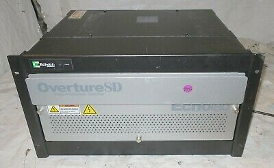 Echolab Overture SD Opera 16 Dual Format Video Switcher
