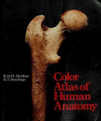 Color Atlas of Human Anatomy by Robert M. McMinn