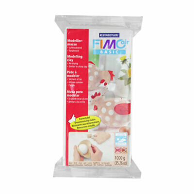 Staedtler FIMO  Air Drying Modelling Craft Clay FLESH 1kg