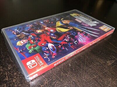 Marvel Ultimate Alliance 3: Black Order | Nintendo Switch (Boxed) FAST DISPATCH