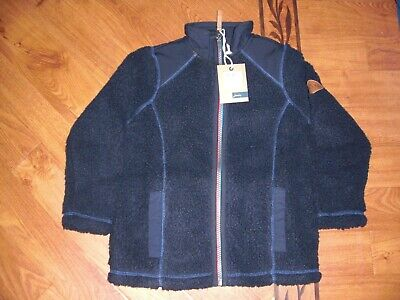 Bnwt Boys Joules Angus French Navy Zip Through Fleece Jacket Age 4 Yrs.rrp £37.