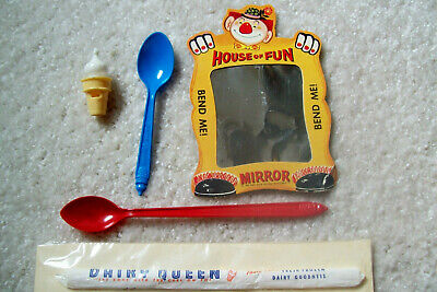 """Scarce 1950/'s Dairy Queen /""""Un-Opened/"""" Drinking Straw"""