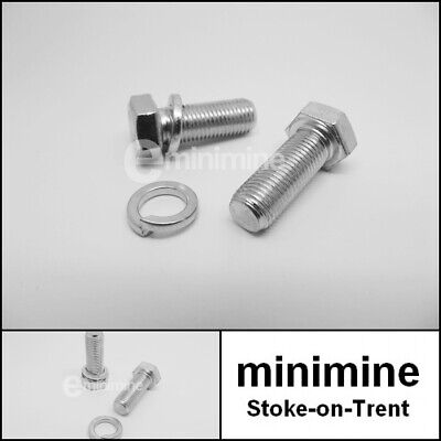 Classic Mini Verto Clutch Slave Cylinder Mounting Bolt & Washer Kit rover 1275