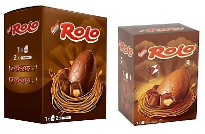 Rolo Easter Egg Chocolate Gift Sweets Treats For Kids Milk Chocolate Novelty