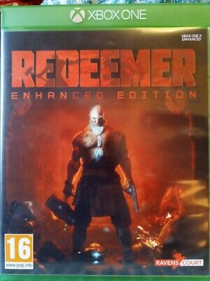 Redeemer - Enhanced Edition  Xbox One IN VGC   FREE POSTAGE