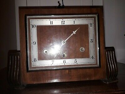 Art Deco Mantel clock spares or repair