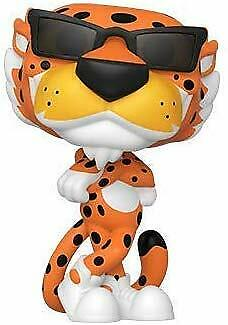 Funko Pop! AD Icons: New Limited Cheetos - Chester Cheetah w/Window Display Box