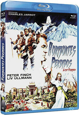 Lost Horizon NEW Classic Blu-Ray Disc Charles Jarrott Peter Finch Liv Ullmann