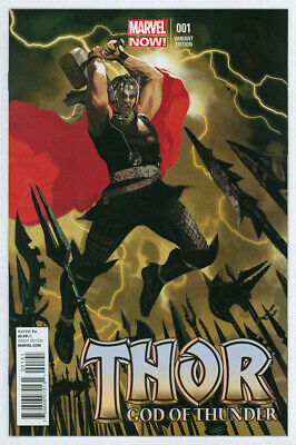 THOR God Of Thunder #1 Daniel Acuna 1:50 Variant  VF/NM