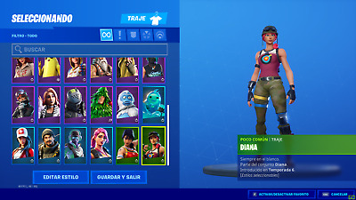 Fortnite +20 Skins, Marshmello Dance, Battle Pass, Fast Order, (Only For Pc).