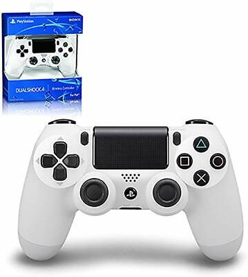 PlayStation 4 (PS4) Wireless Controller Second Generation (White) *New In Box*