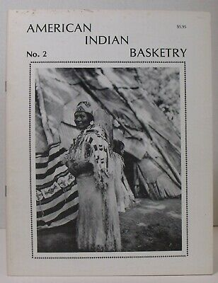 Cornhusk Basketry of the Columbia Plateau Indians, American Indian  Vol 1 No 2