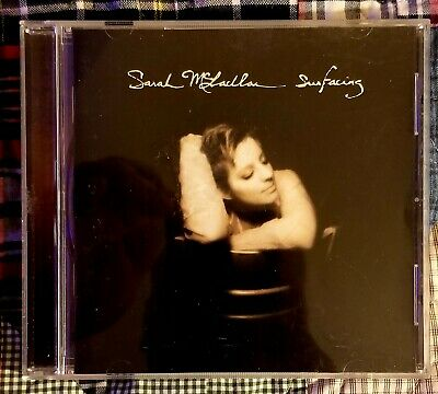Surfacing by Sarah McLachlan (CD, Jul-1997, Arista)