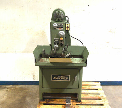 Sunnen MBB-1660 1/2-Hp 1Ph Precision Honing Machine Oil-System Foot-Pedal-Contrl