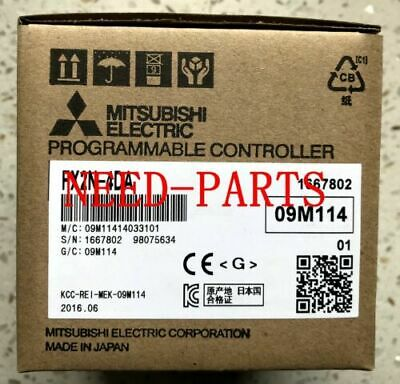 New in box MITSUBISHI  FX2N-4DA