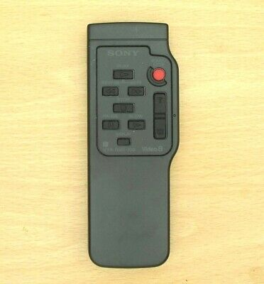 Sony Video 8 remote control VTR RMT-708  146757423
