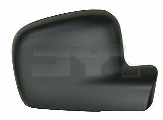 Right Mirror Cover 2004-2008 II Black, Grained