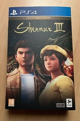 Shenmue 3 Collector's