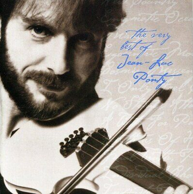 Jean-Luc Ponty - The Very Best Of - Jean-Luc Ponty CD 7VVG FREE Shipping