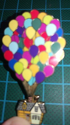 Disney Store Europe UP balloons house Vue Movie 2009 PIN Carl's house baloon