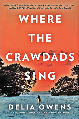 Where the crawdads sing By Delia Owens 🔥 P.D.F (EB00k) 🔥