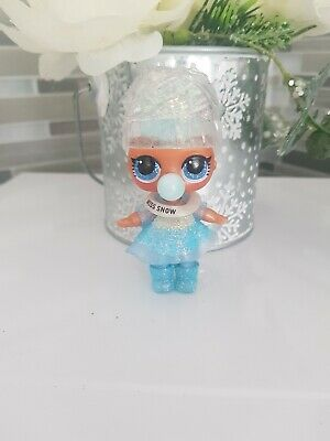 LOL Surprise Winter Disco Glitter Globe MISS SNOW Doll