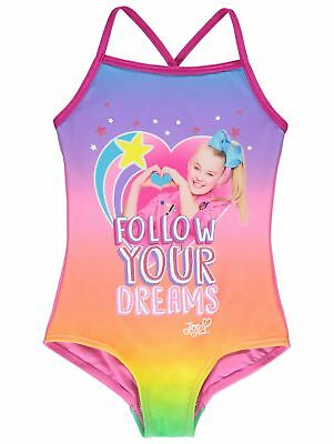 JoJo Siwa Follow Your Dreams Swimsuit, Swim Costume Limited Stock