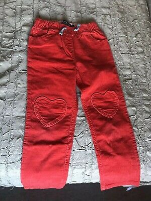 Mini Boden Girls Trousers 5 years old