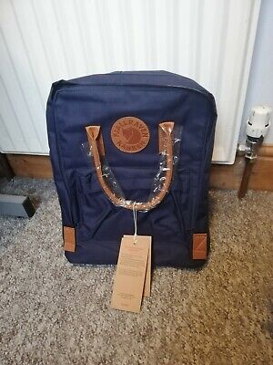 Fjallraven Kanken Rucksack , Genuine, Navy, No Reserve . New With Tags