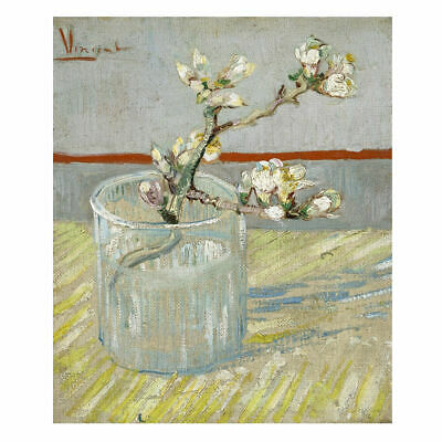 Canvas Print Picture Van Gogh Painting Repro Home Decor Wall Art Flowers Framed