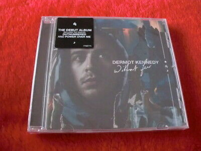 DERMOT KENNEDY ~ WITHOUT FEAR (2019 CD) *NEW AND SEALED* 99p!