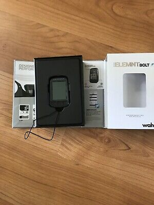 """New wahoo ELEMNT BOLT COMPUTER SAFETY TETHER   /""""FreeShip/&Tracking"""