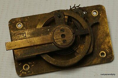 Large Rotherham & Sons Lever platform escapement