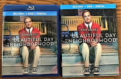 A Beautiful Day in the Neighborhood BLU-RAY ONLY(**READ DESCRIPTION***)
