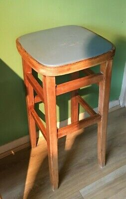 ORIGANAL1950s/1960s VINTAGE RETRO KITCHEN STOOL
