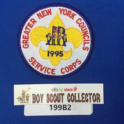 Sutton /& Cheam Greater London South West double Scout uniform badge new