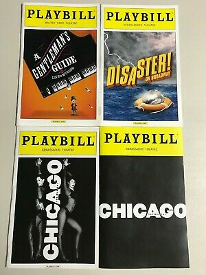Leap Of Faith, Bullets Over Broadway, KInky Boots, Fun Home, (Any 5 for $20)
