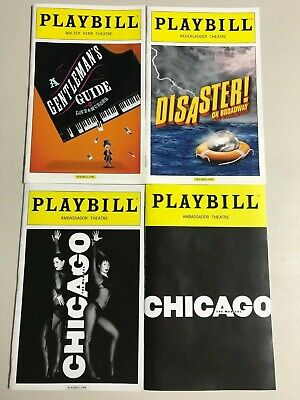 Leap Of Faith, Bullets Over Broadway, KInky Boots, Oh, Hello , (Any 5 for $20)