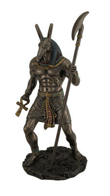 Ancient Egyptian Set The Destroyer God of Chaos Bronze Finished Statue