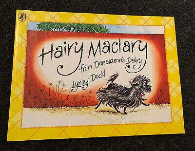 Hairy Maclary From Donaldson's Diary With Story Cd Brand New Free P&P