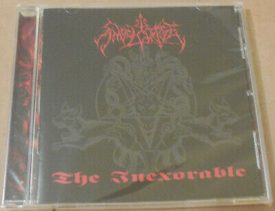 Angelcorpse – The Inexorable CD Death- Black Metal
