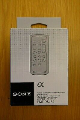 Sony RMT-DSLR2 camera remote control