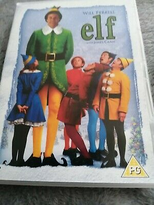 Elf (DVD, 2005) Will Ferrell, James Caan